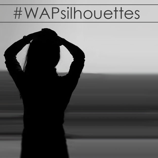 Capture silhouettes for the weekend art project for Weekend art projects