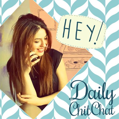 daily chit chat frames