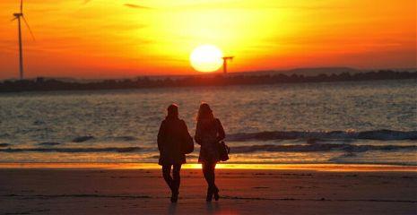 nature photography photostory sunset beach