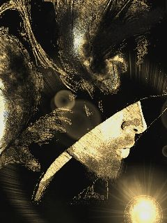 dcwizard black & white pencil art sepia dcwizard