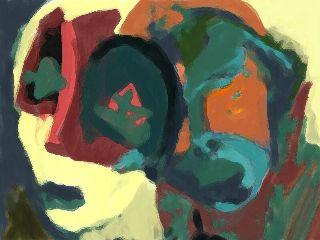 art contemporary art visual arts digital art abstract