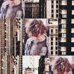 photography ashton irwin 5sos collage sepia