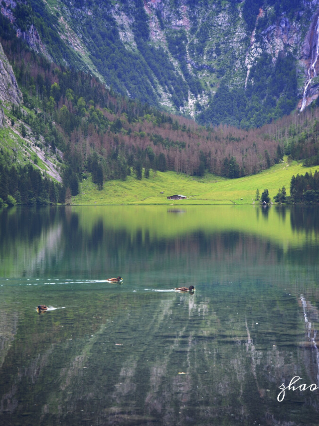 #wapplandscap #königsee #germany #bayern