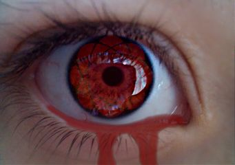 sasuke eye