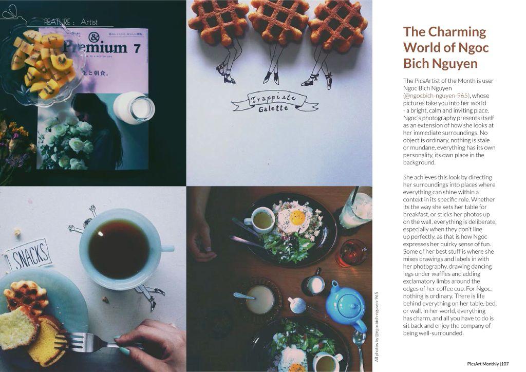 Summer issue photography magazine