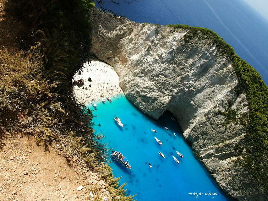 Greece, Zakinf (Zante) 2014