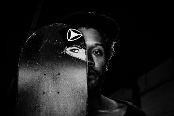 black & white wapblackandwhiteportrait