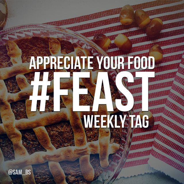 feast photo tag