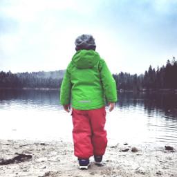 mymini winter nature hintersee