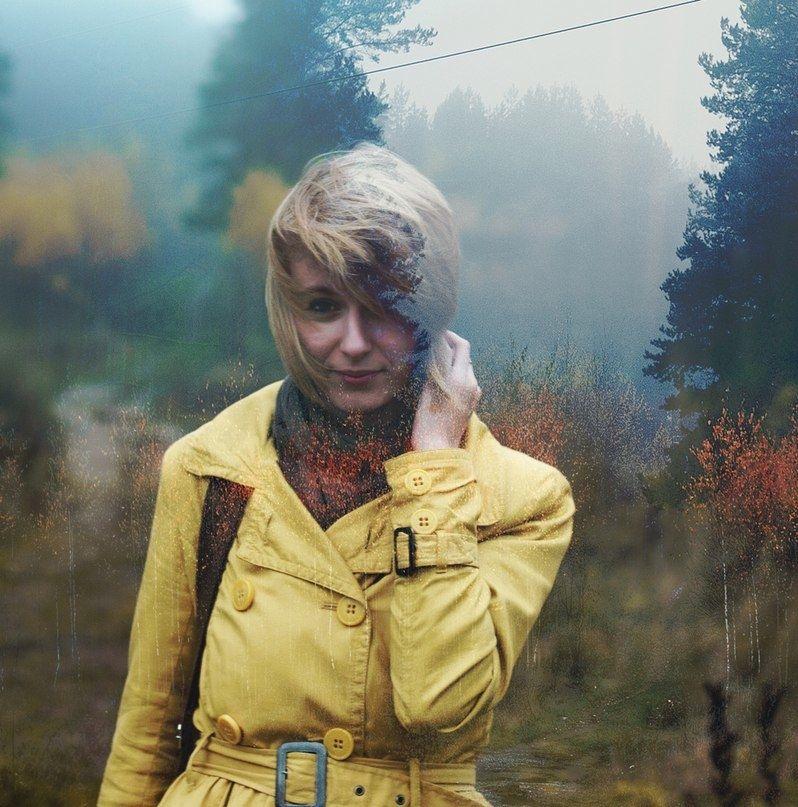 instagram: gleb_likhatsky, follow me :) #girl #wood #photography #doubleexpossure #multiexpossure #tree #beautiful