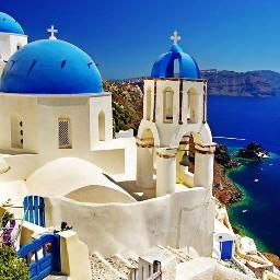 freetoedit colorful love church greece
