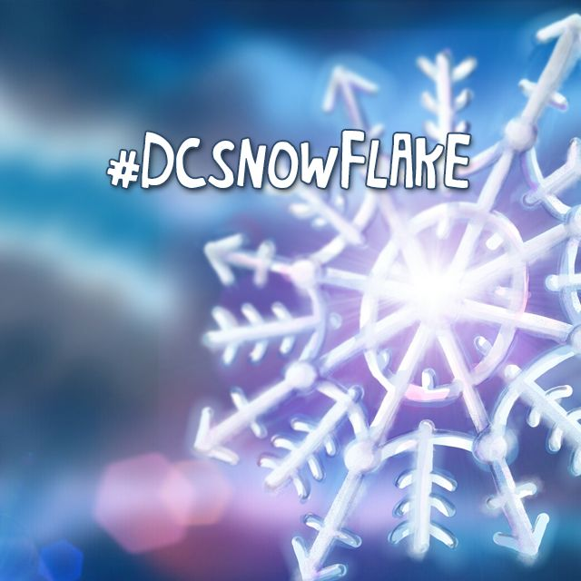 snowflake drawing contest