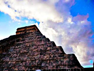 mexico travel arquitecture maya traditional