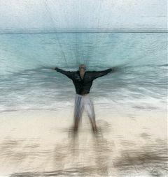 energy sea beach