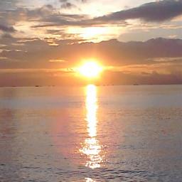 photography sea sunset beautiful nature