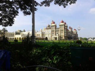 mysorepalace karnataka india