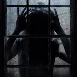 creepy dark