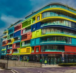 photography architecture streetart colorful hungary