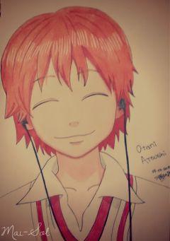 lovely anime drawing otani